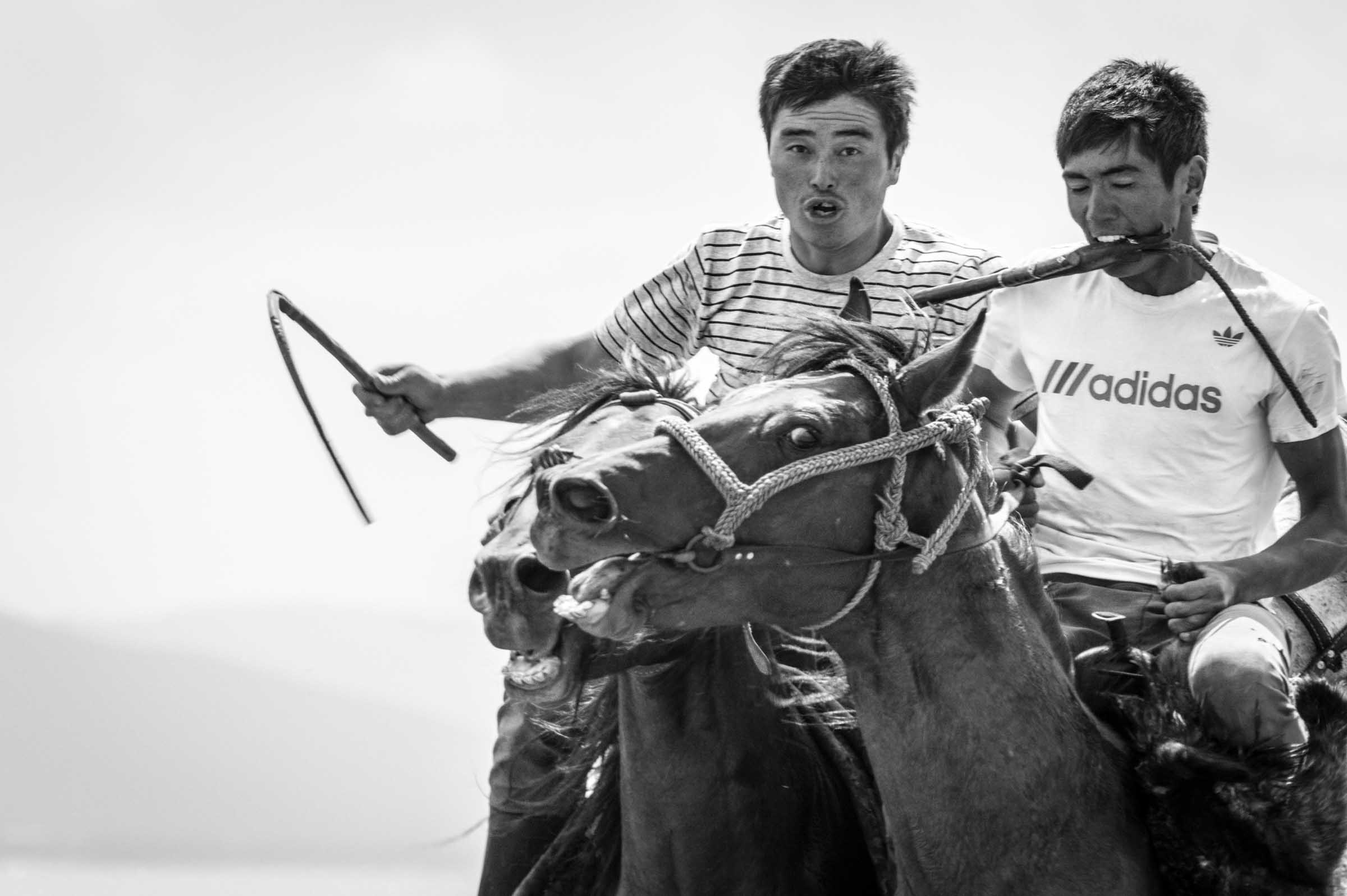 Portraits of Kyrgystan